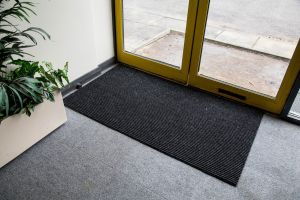 Anthracite ADEM Rib Matting Custom-fit