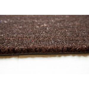 17mm Coir matting - Brown - 90cm x 60 cm