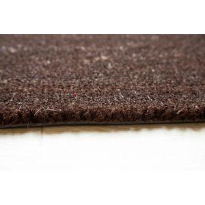 17mm Coir matting - Brown - 100cm x 200 cm