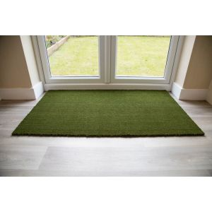 17mm Coir matting - Green - 70cm x 180 cm