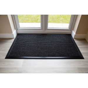 Buy Large Coir Entrance Matting Table Protectors Luxury Hardwearing Adem Rib Matting For Indoor Use Grimeford Mill Uk