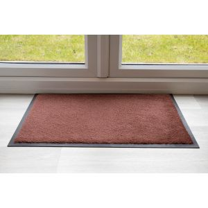 Chocolate Brown Throw Down Matting 9mm 300 mm X 85 mm