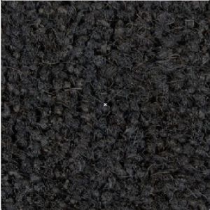 Dark Grey Entrance Coir Mat 40cm x 60cm