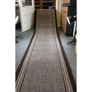 Corridor Runner Rug Mat - Earth Beige